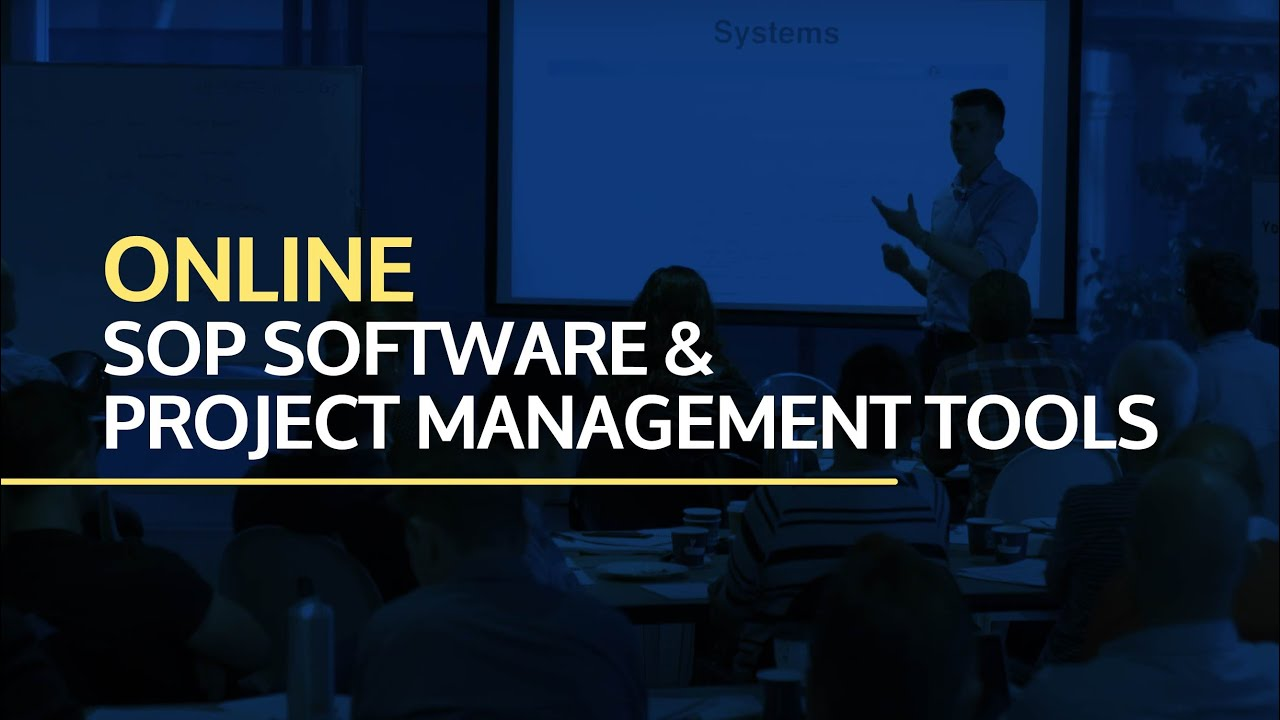 Online SOP Software & Project Management Tools. https://www.systemHUB.com When it comes to creating your business systems, it's important to keep your systems documentation and project management tools sep.... Youtube video for project managers.