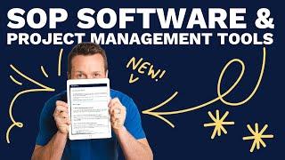 Online SOP Software & Project Management Tools
