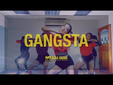 Kehlani - Gangsta (From Suicide Squad: The Album) / Choreography by Sara Shang (SELF-WORTH)