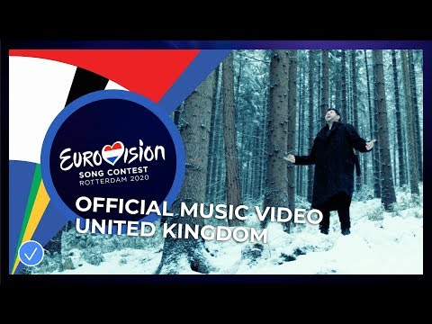 James Newman - My Last Breath - Official Music Video - United Kingdom 🇬🇧 - Eurovision 2020