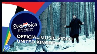 James Newman - My Last Breath - United Kingdom 🇬🇧 - Eurovision 2020