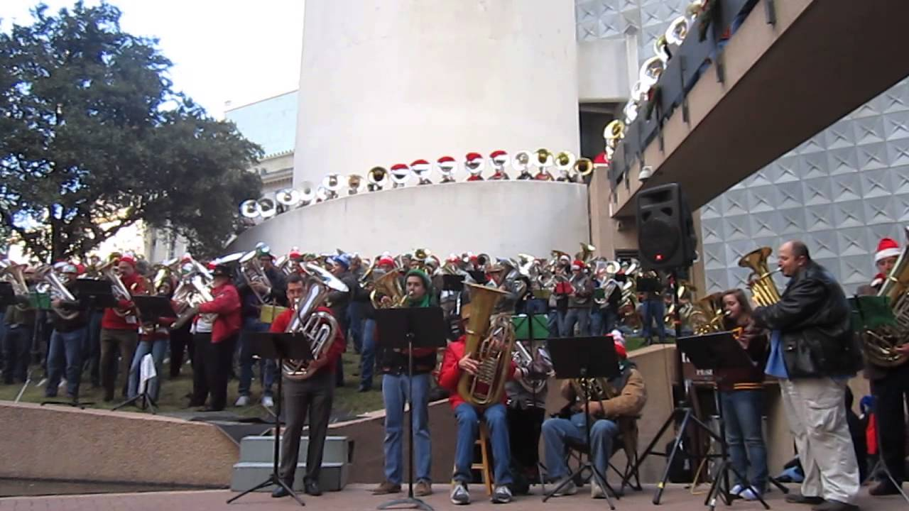 Tuba Christmas 2020 Dallas Tuba Christmas Dallas 2020 Videos | Qhfccm.newyear2020theme.info