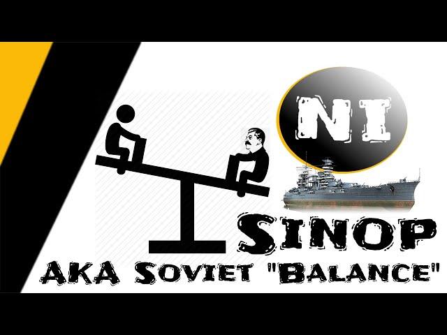 Sinop - A.K.A. Soviet