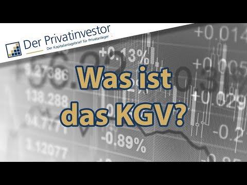 Das KGV – Kurs-Gewinn-Verhältnis – erklärt. Börsenwissen mit Florian König (Team Prof. Dr. Max Otte)