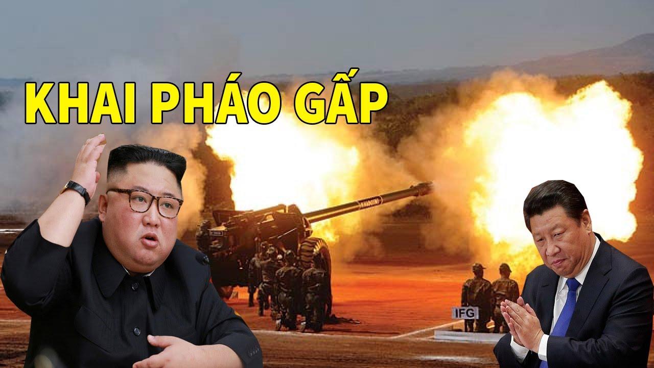 ☀ĐÊM QUA-Triều Tiên SÔI MaÁU cho Phóng 3 Quả ĐẠI BÁC Xuyên Lục Địa Cớp Di Nhiều Siinh Maạng Của TQ