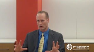 Interview with David Shive, Chief Information Officer (CIO) of General Services Administration (GSA)