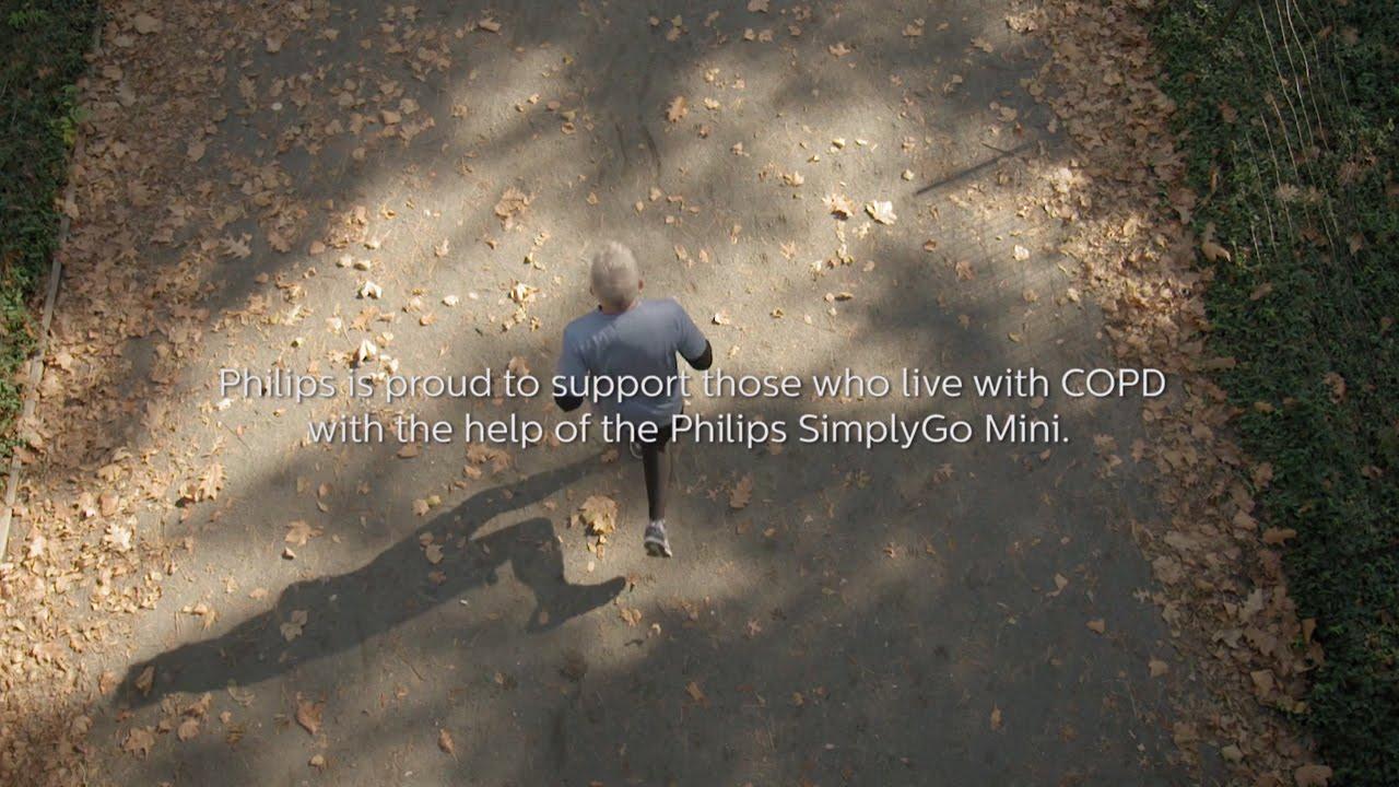Smoke Stroke COPD- Ironman | COPD ATHLETE