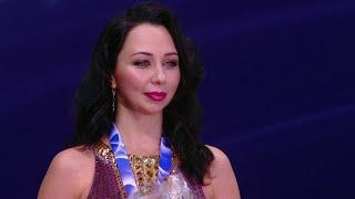 Церемония награждения Женщины Гран при по фигурному катанию 2020 21 Rostelecom Cup