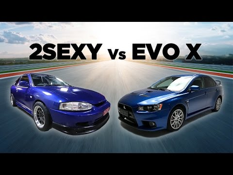 2SEXY Vs EVO [TRACK BATTLE]