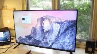 "01.LG 40UB800T 40"" UHD TV Unboxing & Preview"