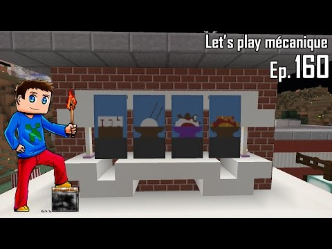 Let's Play Mécanique 2.0 ! - Ep 160 - Le restaurant