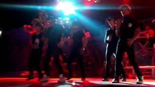 Zombie Hip Hop dance Cambodia