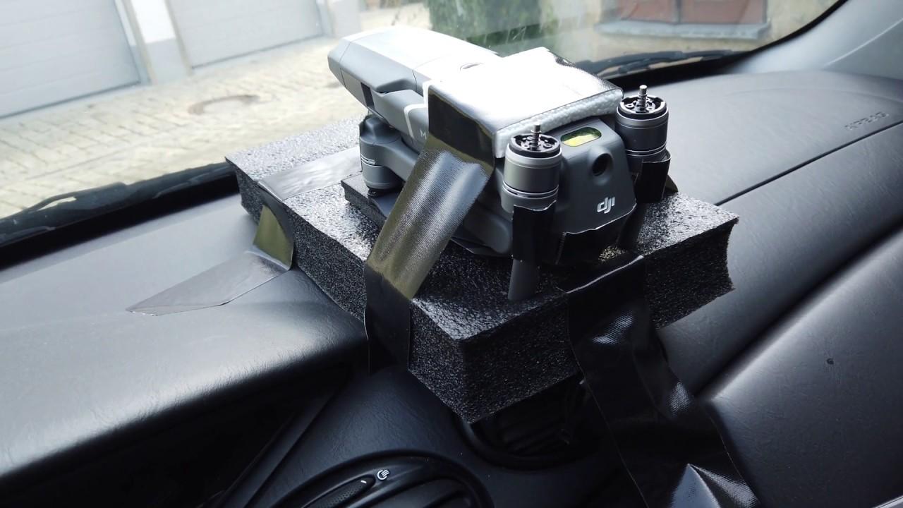 DJI Mavic 2 Pro Drone as a 4K Dashcam (4K Video)
