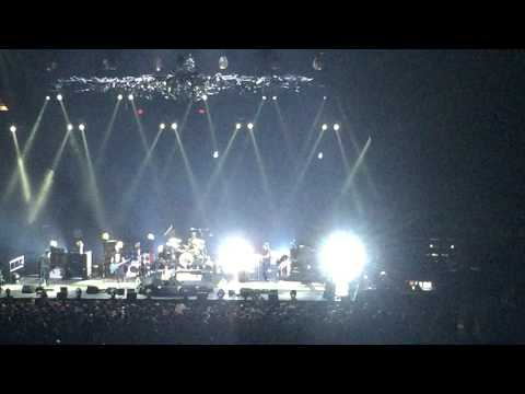 Pearl Jam Detroit 10-16-2014 Corduroy