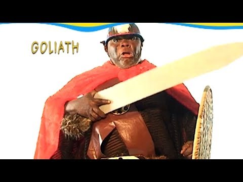 Super kids - The head of Goliath