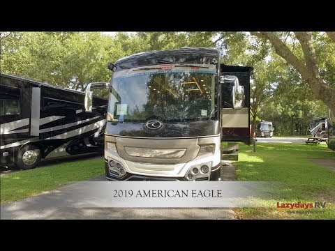 2019 American Eagle 45C Video Tour From Lazydays RV