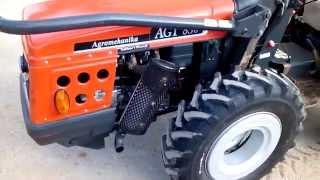 traktor agt 830 prozor