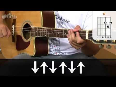Chalana - Almir Sater  de violão