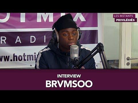 Youtube: Brvmsoo«Je dois faire attention à beaucoup de choses» – Interview + Live Hotmixradio