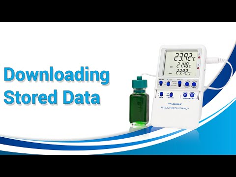10.  Downloading Stored Data