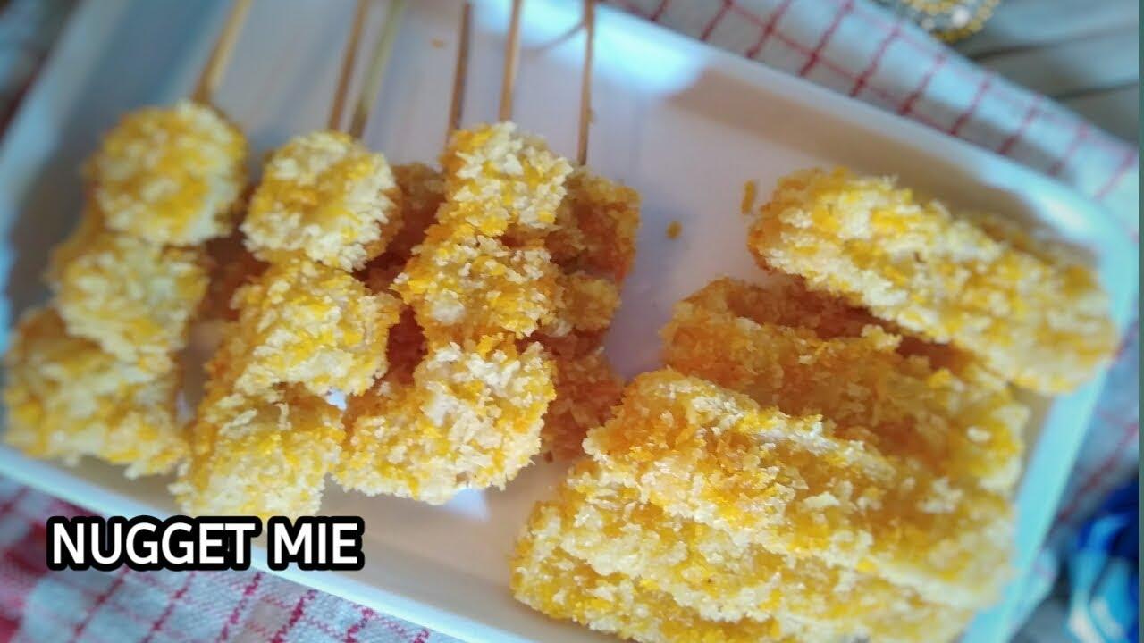 Resep Cake Kukus Untuk Jualan: RESEP CARA MEMBUAT NUGGET MIE