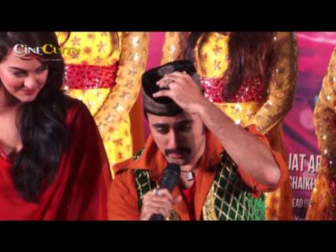 Tayyab Ali Pyaar Dushman Song Launch from Once Upon a Time in Mumbaai Again