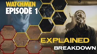 Watchmen Episode 1 Ending Explained | Everything you Need to Know (Spoilers)