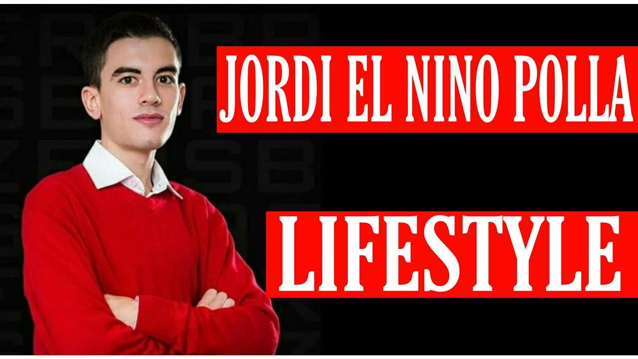 Nino jordi Jordi El