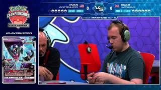 2018 Pokémon North America International Championships: TCG Masters Top 8, Match B