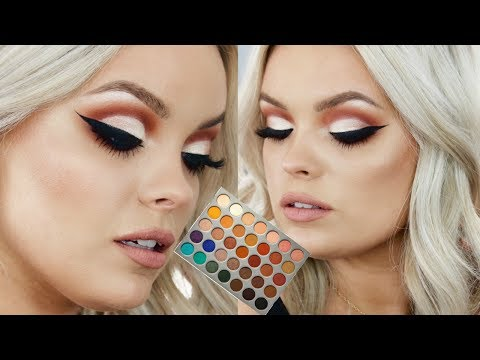 JACLYN HILL X MORPHE PALETTE | Tutorial + Review!