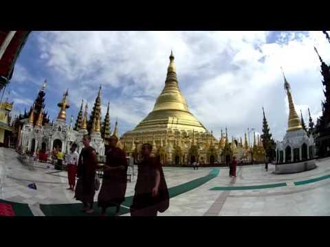 Thailand - Burma Trip 2016