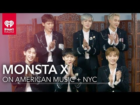 Monsta X Favorite American Songs | Exclusive Interview