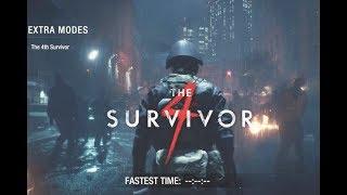 Resident Evil 2 Remake -The 4th Survivor-BEST-METHOD SPEEDRUN in 7:28 ريزدينت ايفل