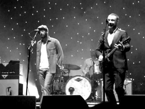 David Gray and Ray LaMontagne Beatles Dig A Pony Cover....