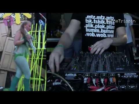Barem | Amsterdam Open Air (Amsterdam) DJ Set | DanceTrippin