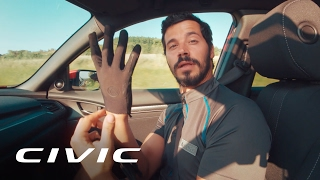 Honda Civic | 360° Real View Test Drive(Take a look at the sportiest Honda Civic hatchback ever and see what it's like to drive it in the real world. Explore the Civic in detail at http://spr.ly/60518V3JB ..., 2017-02-22T09:07:14.000Z)