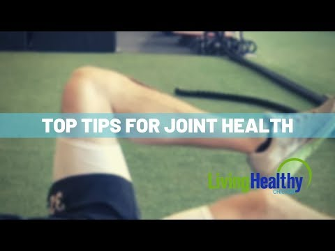 How To Help Your Joints | Living Healthy Chicago