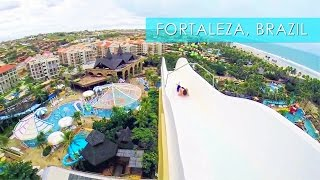 Insano Beach Park Adventures in Fortaleza – Travel Deeper Brazil (Episode 10)