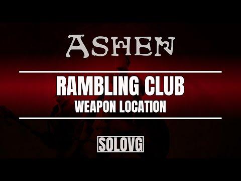 ASHEN - Rambling Club Weapon Location thumbnail