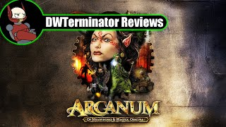 10th Anniversary Review - Arcanum: Of Steamworks and Magick Obscura