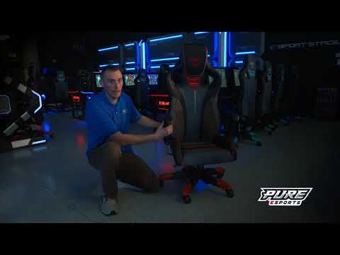 E-Blue Cobra Pro Gaming Chair Review (Pure Esports)