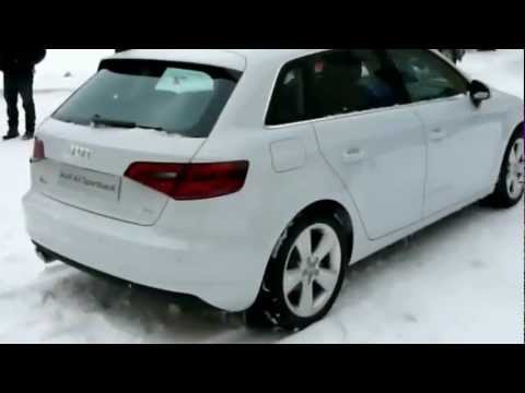 new audi a3 sportback 2013 youtube. Black Bedroom Furniture Sets. Home Design Ideas