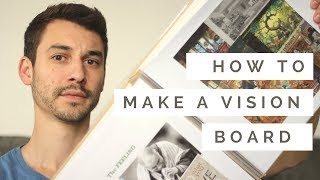 How to Make a Vision Board - Is the Law of Attraction B.S.?