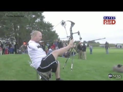 Go Long! 3 Insane Target Shots
