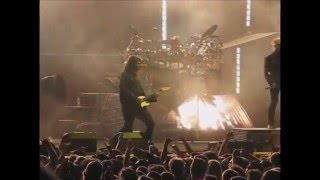 Скачать Slipknot All Hope Is Gone Live At Mayhem Festival 2008 720 Hd