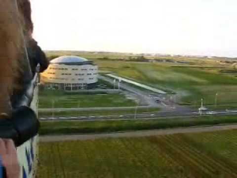 Hot Air Balloon Ride North Holland