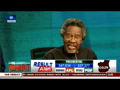 Prof Oyebode, Ogunye Analyse Nigeria's Leadership Challenge Pt.2 |The Verdict|