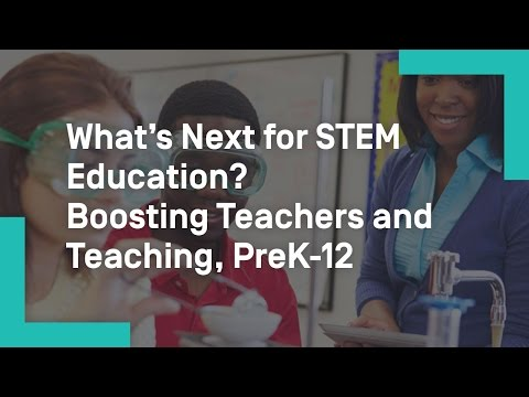 What's Next for STEM Education?