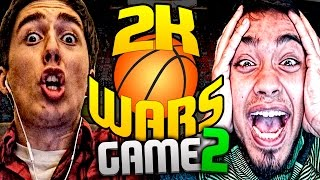 crazy 2k wars ending lnu vs sub game 2 nba 2k16 my team