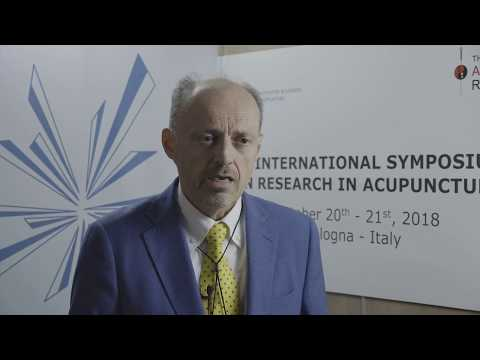 Umberto Mazzanti, MD - Vice President of A.M.A.B. (Association of Medical Acupuncturists of Bologna)
